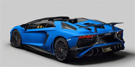 lamborghini aventador sv roadster production numbers aventador lp750 4 sv roadster the story on lambocars com