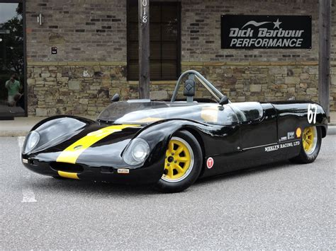 Sports For Sale by 1964 Merlyn Mk6a Sport Racer For Sale