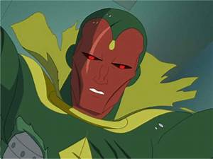 Vision (Next Avengers: Heroes of Tomorrow) | Marvel Movies ...