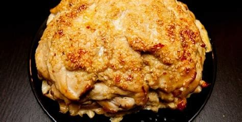 Neticami garšīga, kārtās cepta vistas krūtiņas recepte ...