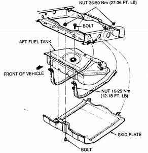 Ford Bronco Ii Fuel Tank   Bronco Ii Corral