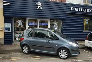 Peugeot 1007 Occasion : occasion peugeot 1007 dolce pack 1 6 essence 110 ch 2 tronic ~ Medecine-chirurgie-esthetiques.com Avis de Voitures