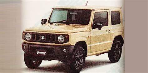 2019 Suzuki Philippines by 2019 Suzuki Jimny What S In Stock For The Philippines