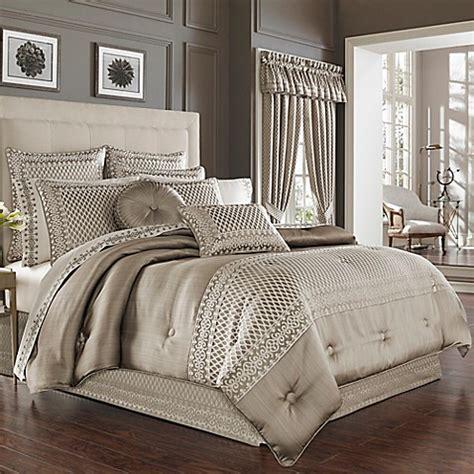 j new york comforter j new york bohemia comforter set in chagne bed