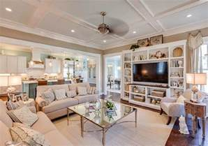paint ideas for open living room and kitchen new 2015 coastal virginia magazine idea house home bunch