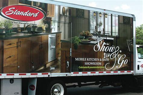 mobile showroom treats customers  convenience prosales