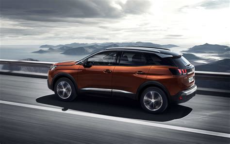 Peugeot 3008 4k Wallpapers by Wallpapers Peugeot 3008 2017 4k Crossovers