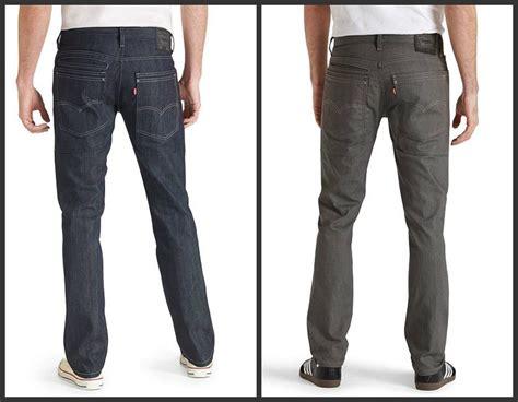 Levi's 511 Skinny Multi Pocket Jeans W/ Oversized Pockets