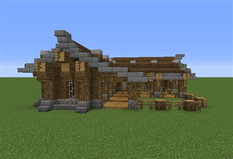 houses blueprints stable grabcraft your number one source