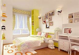 Small bedroom design for girl for Girl bedroom ideas for small bedrooms
