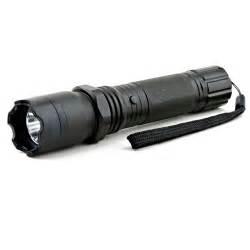 Tazer Le Torche by Metal Police Stun Gun 48 Million Volt Rechargeable 160 Lm