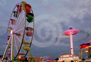 Stock Photo: Carnival Lights | The Art of Anthony Sell