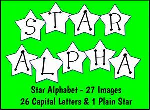 interactive whiteboard resource packs clipart With alpha letters only