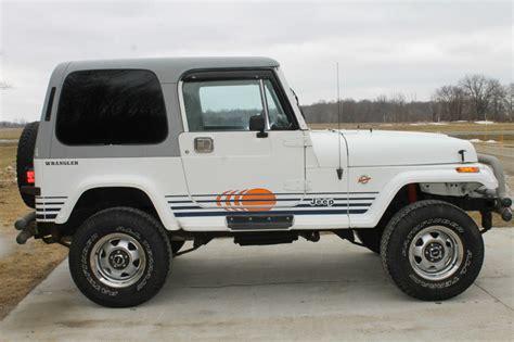 jeep islander 1989 jeep wrangler islander for sale