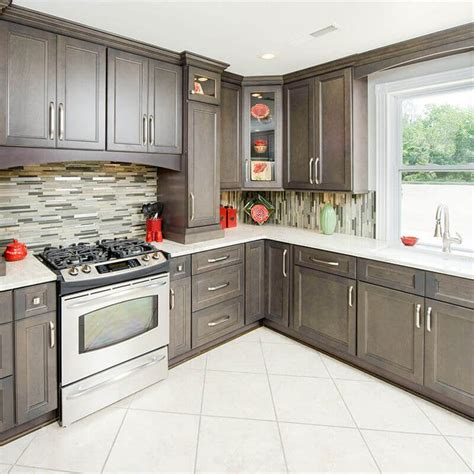 driftwood color kitchen cabinets 10x10 rta grey kitchen cabinets driftwood grey cabinets 6968