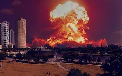 Explosion Nuclear Bomb Blast Explosions Nuke Bombs