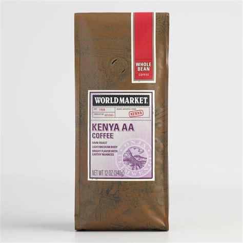World Market® Kenya Aa Coffee, Set Of 6  World Market