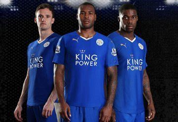 Plumb images/leicester city fc via getty images. Leicester City FC 2015/16 PUMA Home Kit   FOOTBALL FASHION.ORG