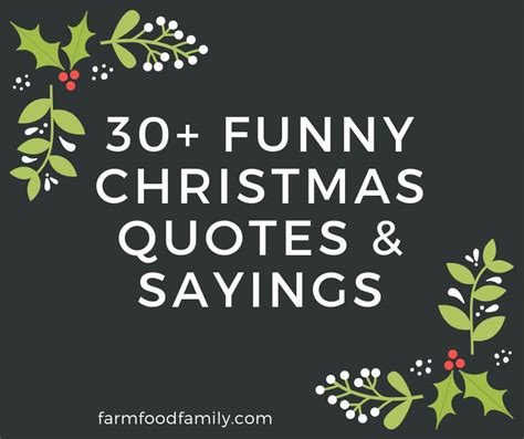 Sending them out, on the other hand, can be a real grind. 30+ Funny Christmas Quotes & Sayings That Make You Laugh