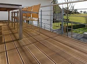 Bangkirai Terrassendielen Glatt : terrassenholz wpc terrassendielen terrassen fassaden ~ Michelbontemps.com Haus und Dekorationen