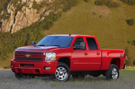 chevrolet silverado hd information