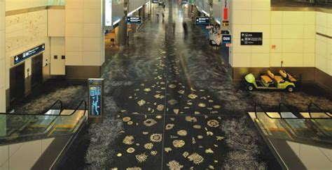 Miami Airport North Terminal   National Terrazzo and
