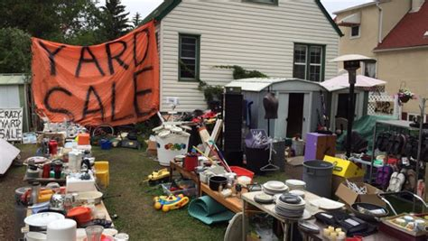 Useless Yard Sale You're Invited  Points In Case