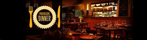 Progressive Dinners For Parties And Events In Auckland