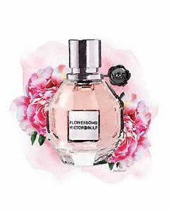 parfum de fleur bombe aquarelle aquarelle pivoine rose With affiche chambre bébé avec parfum fleur de rose