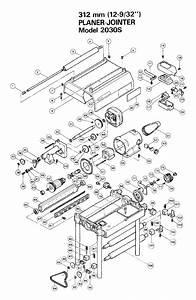 Buy Makita 2030sz Replacement Tool Parts