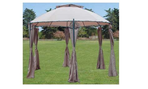teli di ricambio per gazebo set teli laterali di ricambio per gazebo esagonale teli