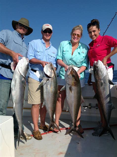 fishing destin charters sea deep charter crew proof