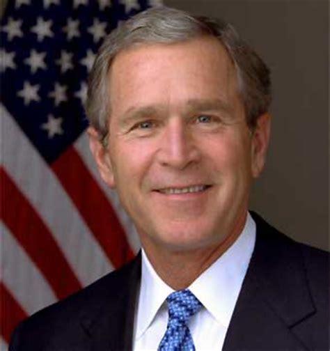 biografia de george w bush