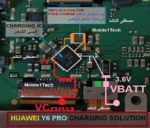 Huawei Y6 Hardware Diagram