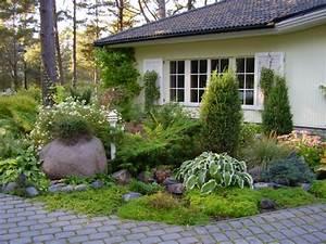 Kleinen Vorgarten Gestalten : vorgarten gestalten erfolgreiche und leichte tipps kurz vor dem sommer ~ Frokenaadalensverden.com Haus und Dekorationen