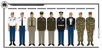 Army Uniforms Col Lt Nva Ddr 1955