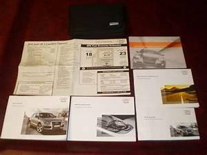 Ebay  Sponsored 2010 10 Audi Q5 Suv Owners Manual Books