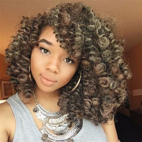 crochet braid hairstyles popsugar beauty