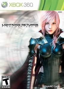 Lightning Returns Final Fantasy Xiii Xbox 360 Ign