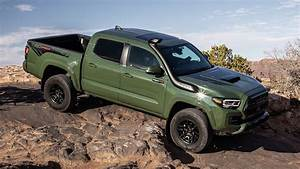 2020 Toyota Tacoma Trd Pro Review  What U0026 39 S Improved  What U0026 39 S