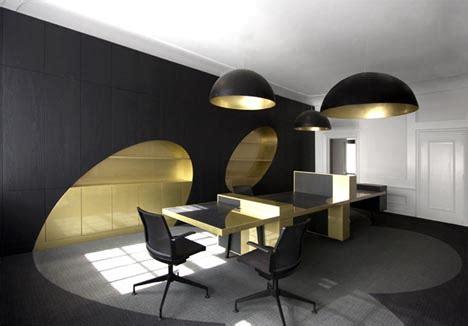 Artistic Luxury Creative Office Interior Design