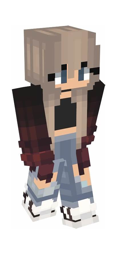 Minecraft Skins Female Hard Transparent Seekpng Automatically