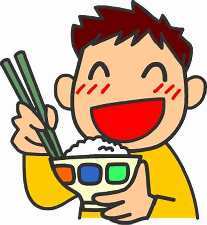 Flashcards Cartoon Eating Clipart Drink Eat Words