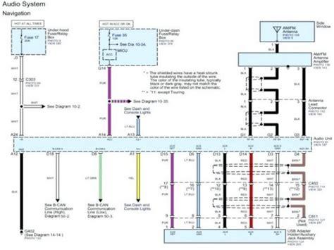 wiring harness diagram