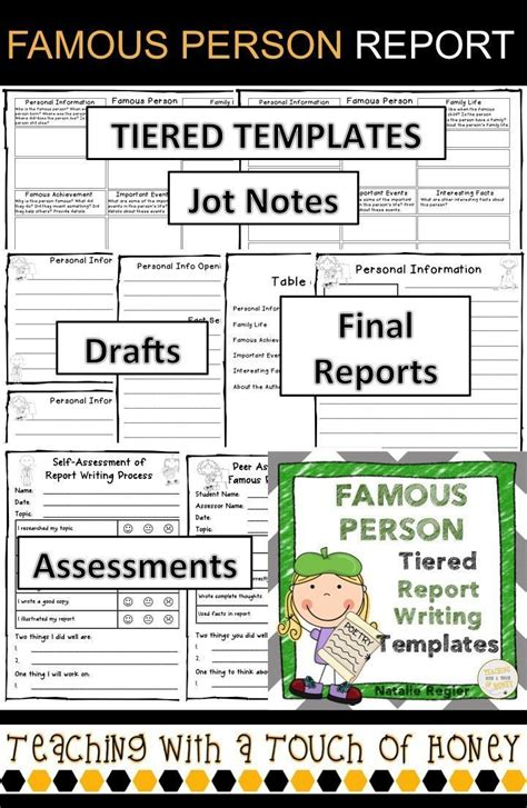 Person Report Template by 151 Best Person Reports Images On