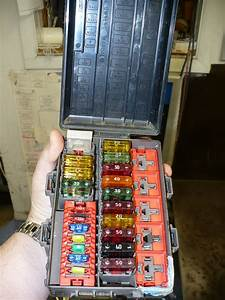 Underhood Power  Relay Box Terminals