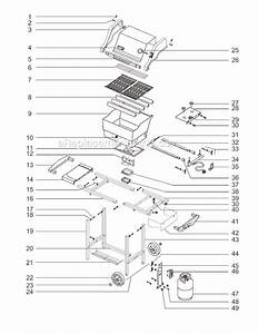 Weber 2241398 Parts List And Diagram