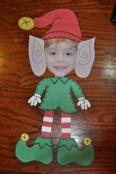 elf  craftivities  literacy activities  katie