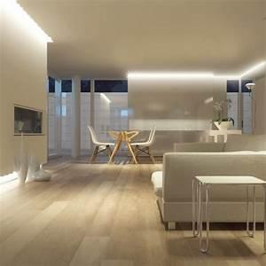 Eclairage Led En Ruban : eclairage int rieur rubans led kit ruban eclairant led 5m ~ Premium-room.com Idées de Décoration