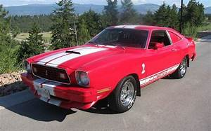 Bright Red 1978 Ford Mustang Cobra II Hatchback - MustangAttitude.com Photo Detail